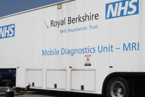 mobile diagnostic unit