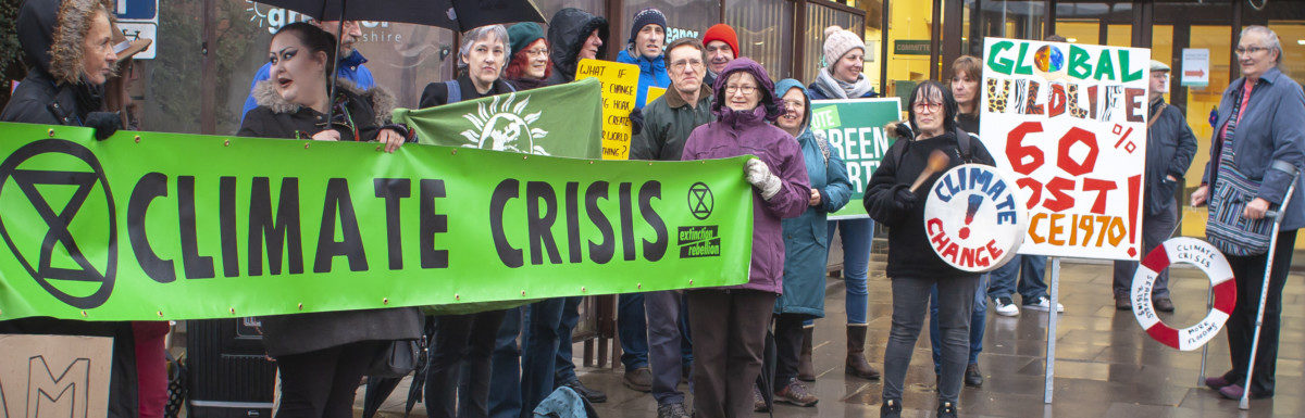 Newbury Town Council declares climate emergency and sets target of